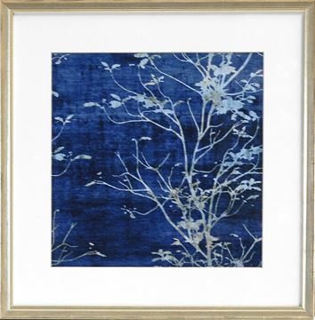 Picture of Denim Branches III
