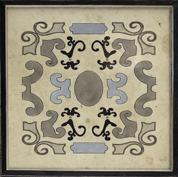 Picture of Parterre Design I