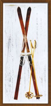 Picture of Vintage Ski II