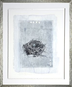 Picture of Nest In Blue I