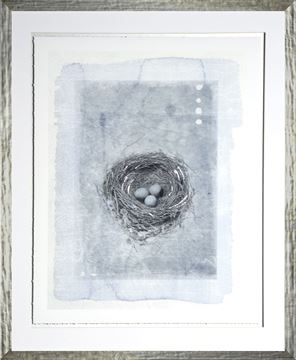 Picture of Nest In Blue II