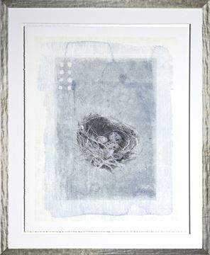 Picture of Nest In Blue IV