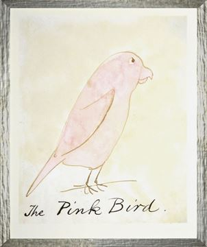 Picture of The Pink Bird - Small