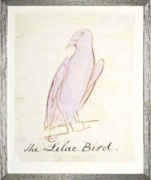 Picture of The Lilac Bird - Small