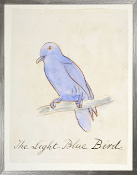 Picture of The Light Blue Bird - Large