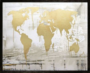 Picture of World Map