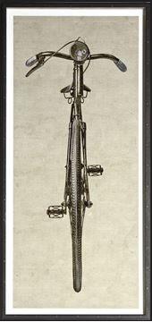 Picture of Vintage Cycle II - A