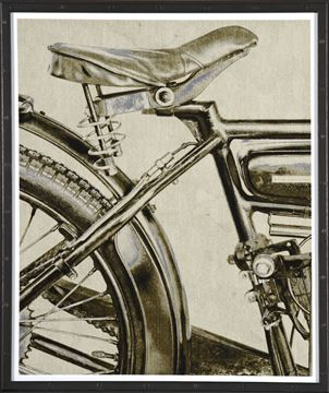 Picture of Vintage Cycle Detail III - A