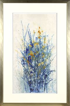 Picture of Indigo Floral II