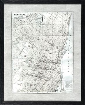 Picture of Mini Map - Montreal