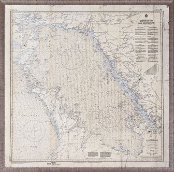 Picture of Georgian Bay - Nautical  Chart