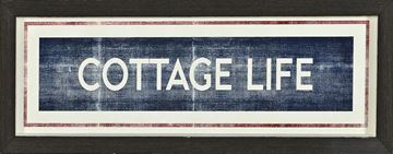 Picture of Sign - Cottage Life