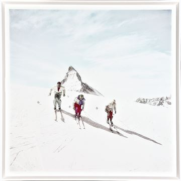 Picture of Vintage Ski Trio