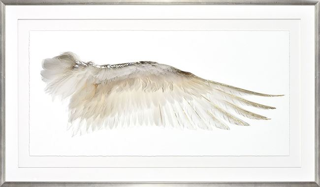 Picture of Wings Of A Feather II - Right Gilded