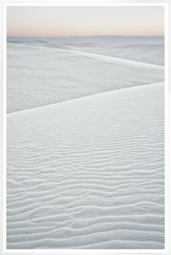 Picture of White Sands III - Large