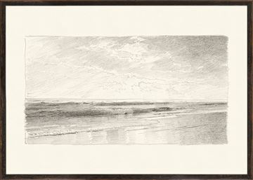 Picture of Collection 07 - Richards - Folio, Seascape I