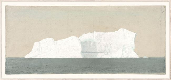 Picture of Collection 07 - Church - Floating Iceberg II - Labrador 1859