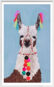 Picture of Adorned Llama I