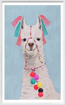 Picture of Adorned Llama II