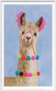 Picture of Adorned Llama III