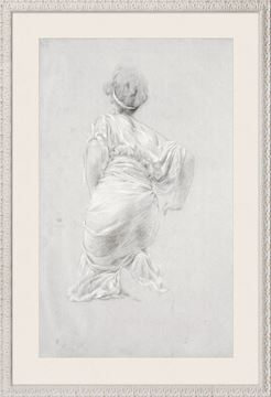 Picture of Collection 01 - Drapery Study (Figure)