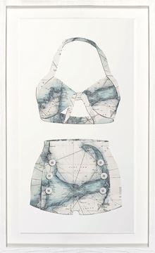 Picture of Cape Cod - Swim Cutout II