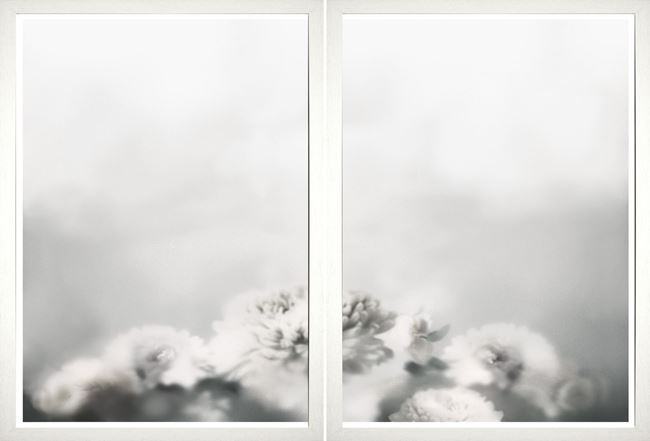 Picture of Romanced Peonies Diptych