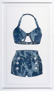 Picture of Swim Cutouts-Navy II