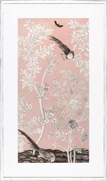 Picture of Blush Chinoiserie II
