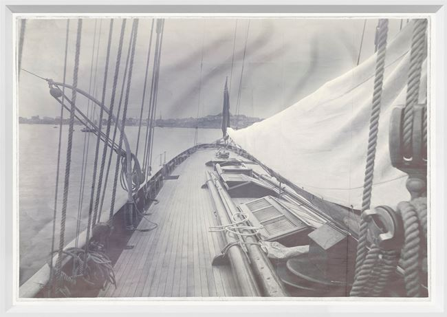 Picture of Indigo Stained - Deck of Galatea - Small