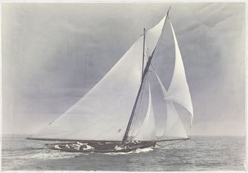 Picture of Acrylic - Indigo Stained - Yacht Huron