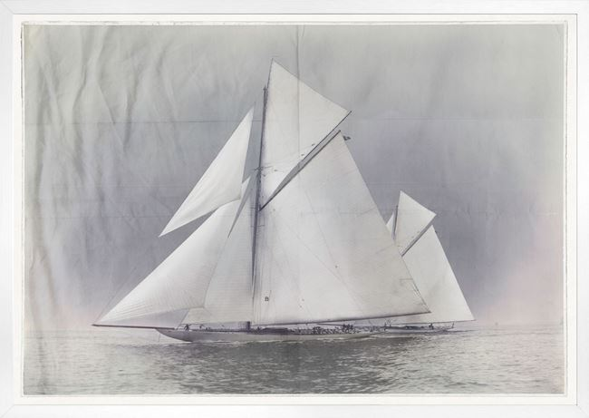 Picture of Indigo Stained - Yachts Constitution & Columbia