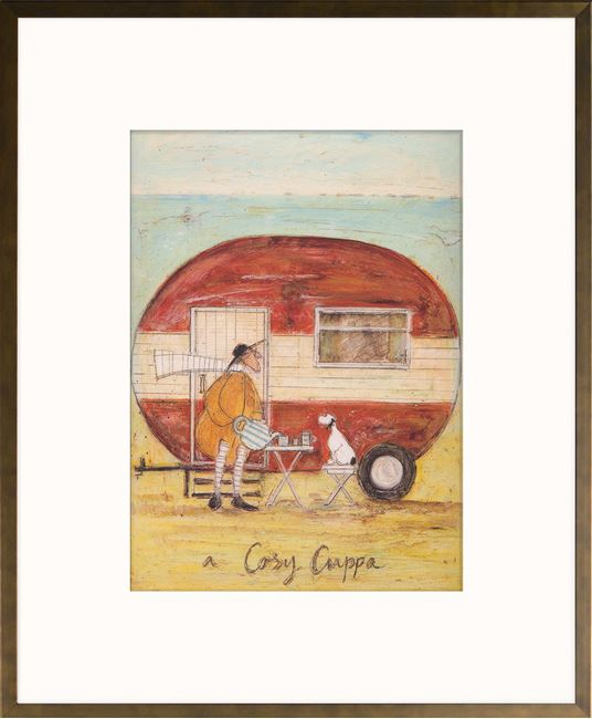 Picture of Toft - A Cosy Cuppa - Large