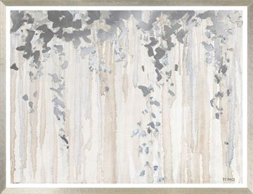 Picture of Silver Dance on Linen