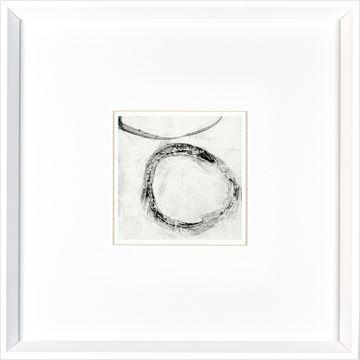 Picture of Double Ring  - White