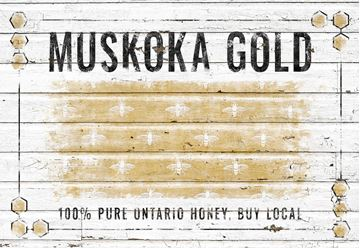 Picture of Muskoka Gold - Canvas