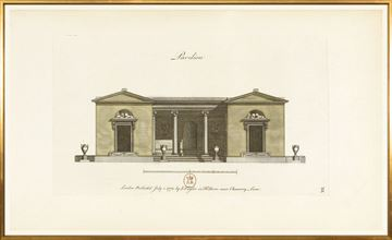 Picture of Engraving - Pavilion II, 1778 - Large