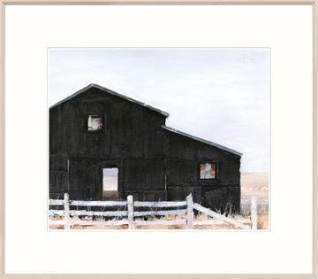 Picture of Black Barn I