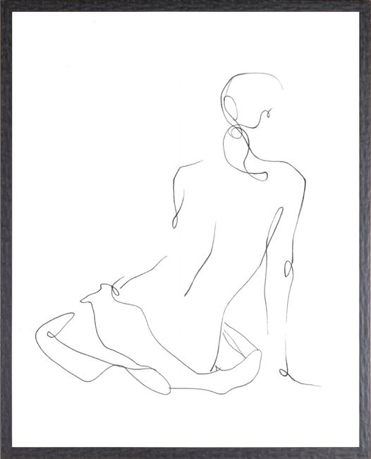 Picture of Gestural Contour I