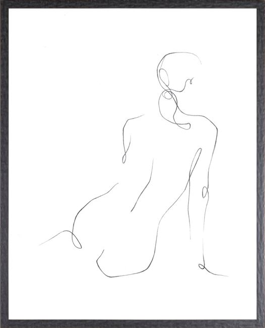 Picture of Gestural Contour III