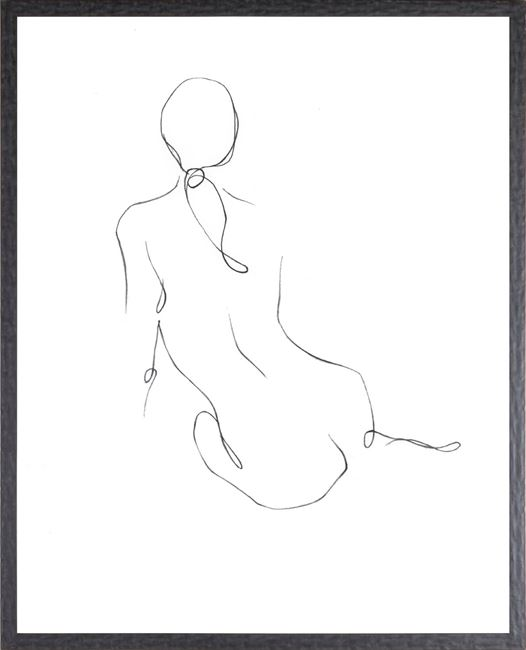 Picture of Gestural Contour IV