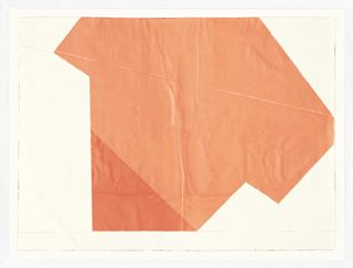 Picture of Mid Colour - Tangerine Large VII