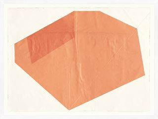 Picture of Mid Colour - Tangerine Large VIII