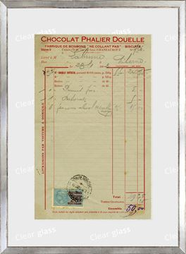 Picture of Collection 10 - French Receipt I