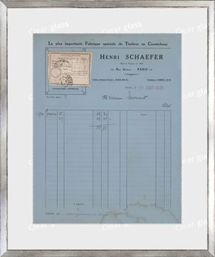 Picture of Collection 10 - French Receipt IV