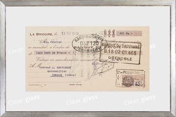 Picture of Collection 10 - French Receipt XII