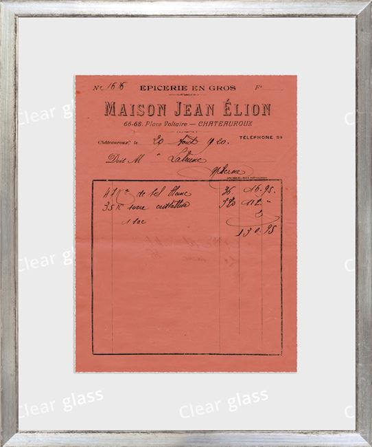 Picture of Collection 10 - French Receipt XVI