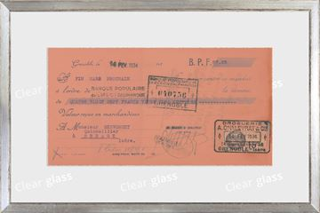 Picture of Collection 10 - French Receipt XIII