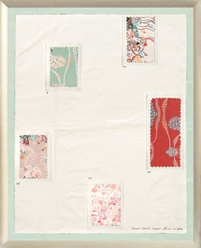 Picture of Klimt Fabric Samples I