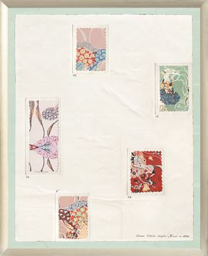 Picture of Klimt Fabric Samples II